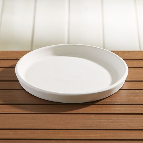 DYP-SAUCER-LARGE-WHITE