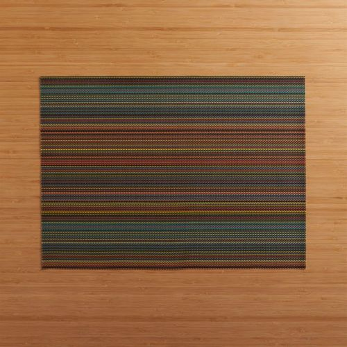 Mantel-Individual-Chilewich-Chroma-Dark-Stripe