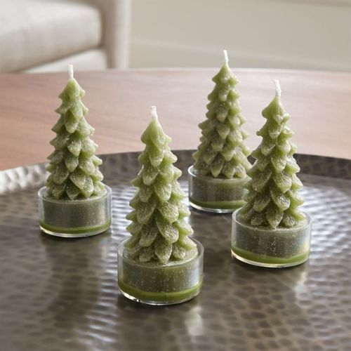 Set-de-4-Velas-Flotantes-Green-Tree