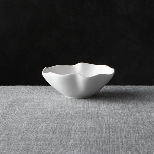 Bowl-Ruffle-Blanco-14-cm-Crate-and-Barrel