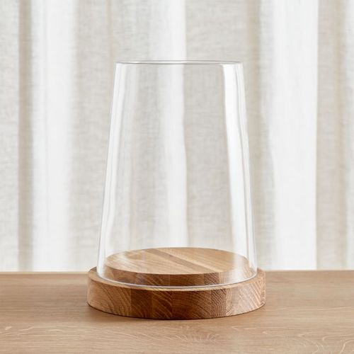 Portavelas-de-Roble-29-cm-Ellery-Crate-and-Barrel