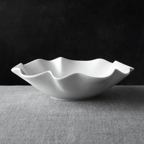 Bowl-Grande-Blanco-Ruffle-Crate-and-Barrel