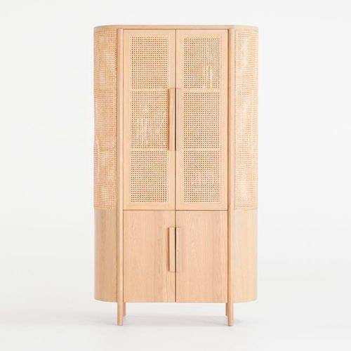 Gabinete-Caned-Natural-Crate-and-Barrel