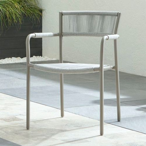 Silla-de-Comedor-Morocco-Gris-Claro-Crate-and-Barrel