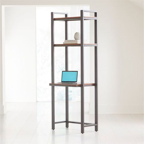 Pilsen-Graphite-Modular-Desk-with-Walnut-Shelves-Crate-and-Barrel