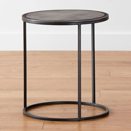 Knurl-Small-Accent-Table-Crate-and-Barrel